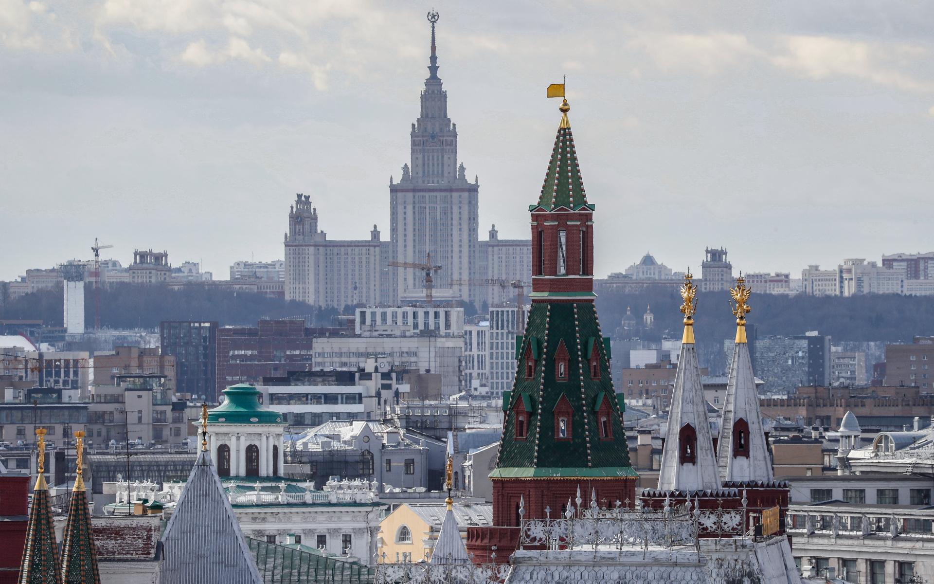 Фото: Юрий Кочетков/ТАСС