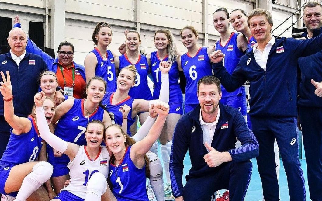 Фото: пресс-служба Всероссийской федерации волейбола