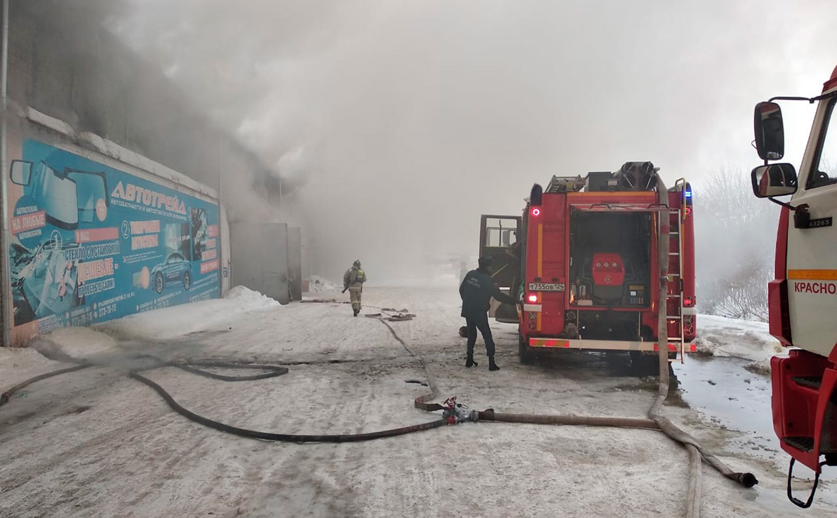 Фото: ГУ МЧС по Красноярскому краю