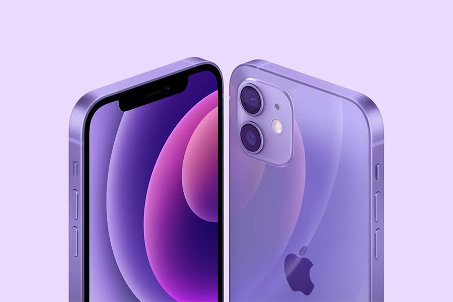 Новый цвет iPhone 12