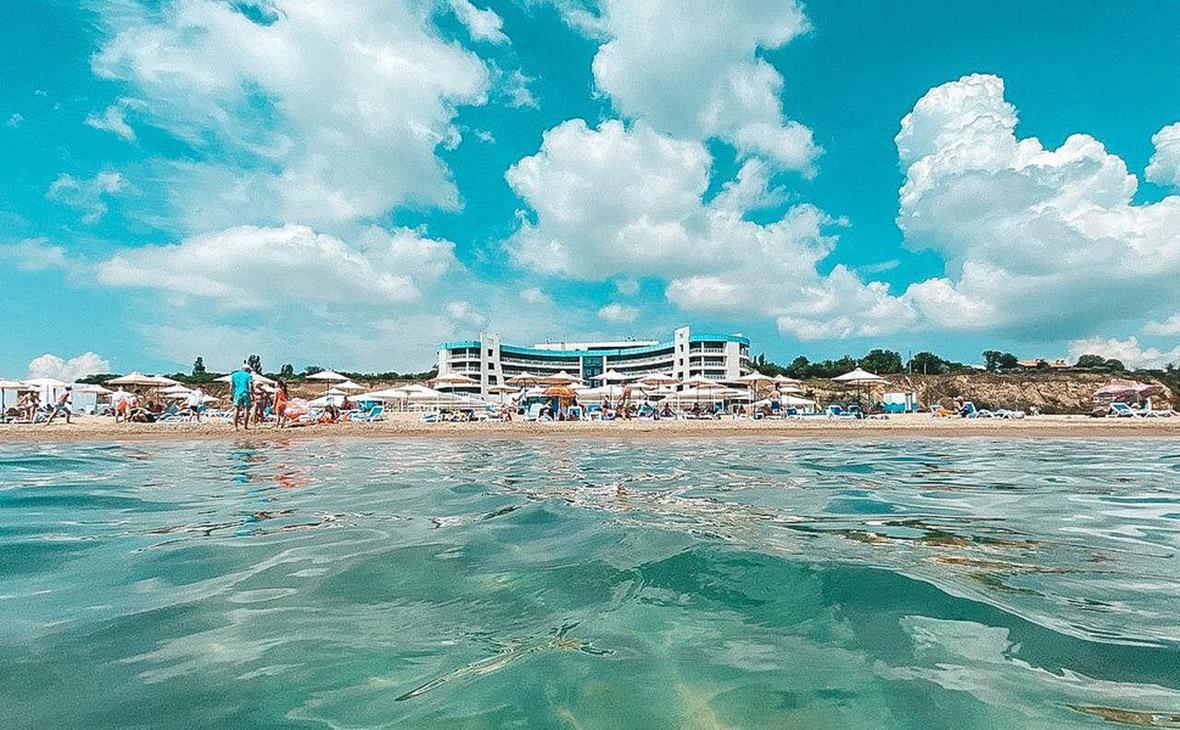 Гостиница Bugas Sea View