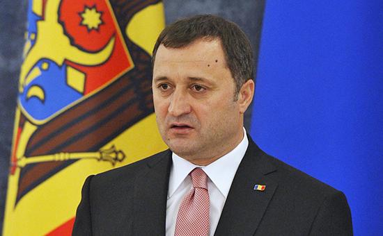 Бывший премьер-министр Молдавии Влад Филат