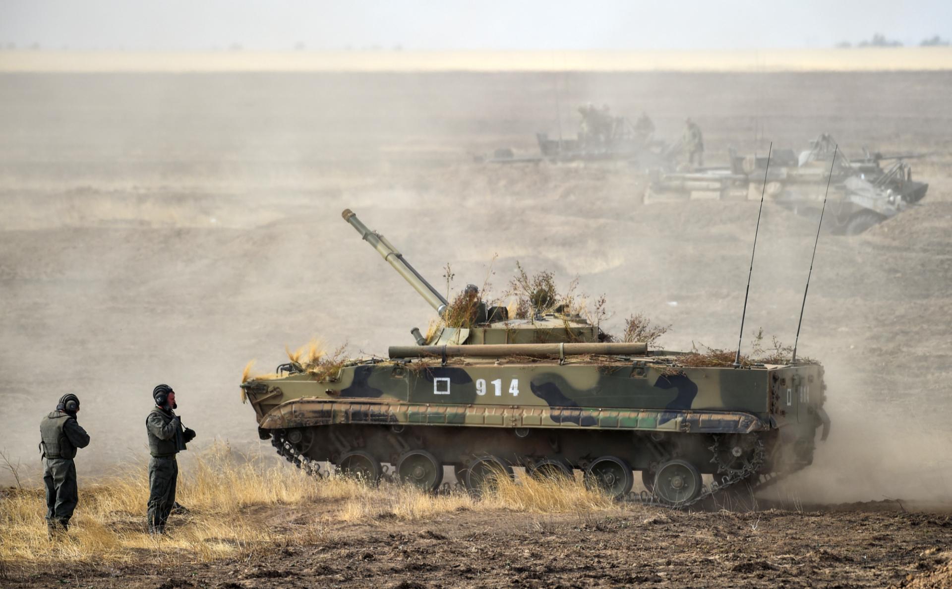 Минобороны рассказало о ходе проверки боеготовности армии