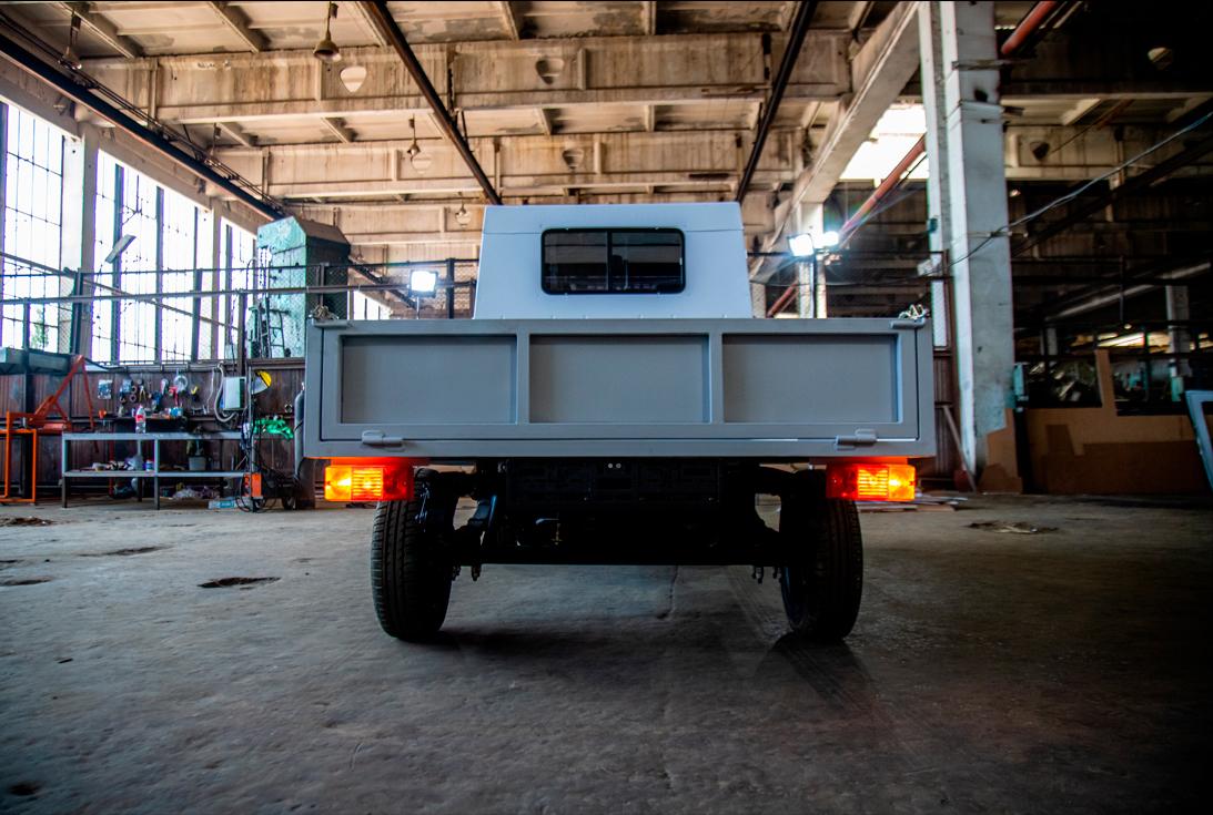 Киргизская компания KAMI Motors представила первый национальный автомобиль