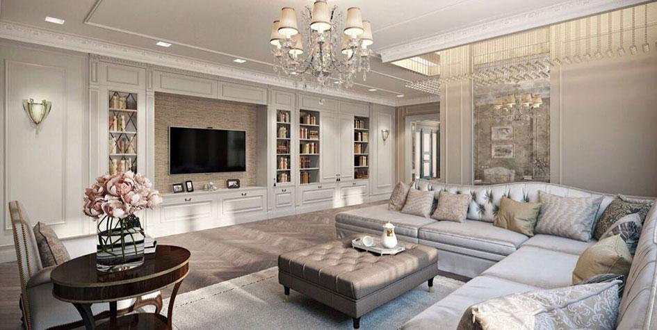 Самая дорогая квартира в Москве сдается в аренду за 4,8 млн руб. в месяц ::  Жилье :: РБК Недвижимость