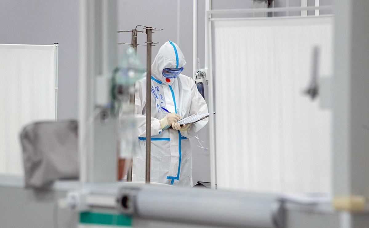В Москве впервые зафиксировали более 100 смертей от коронавируса за сутки