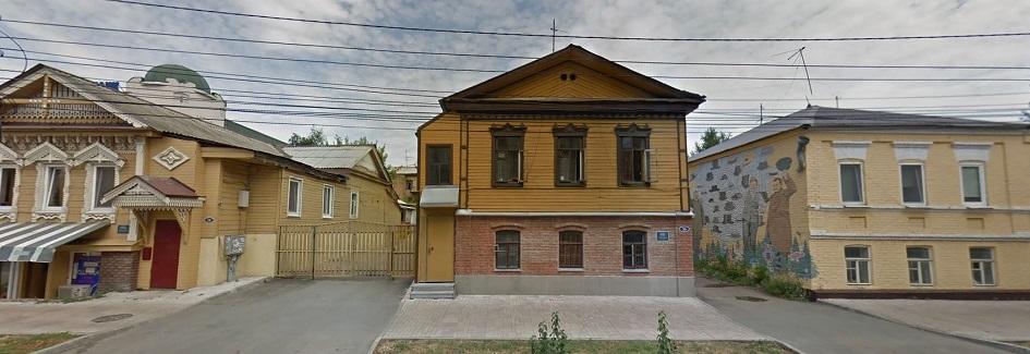 Первый проект «Том Сойер Феста» — восстановление фасадов трех домов на улице Льва Толстого в Самаре