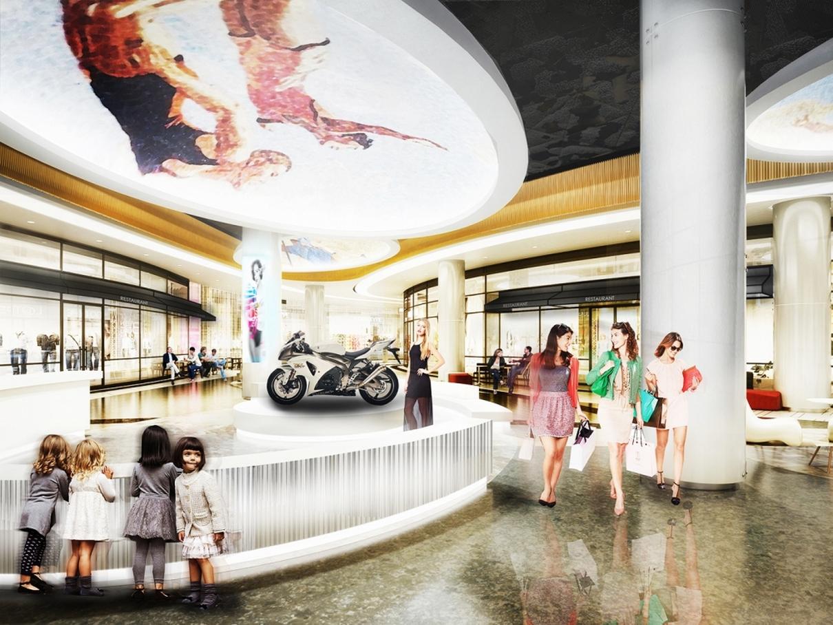 Торговый центр «Динамо»