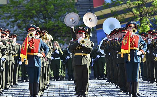 Парад Победы на Красной площади 9 мая 2014г.