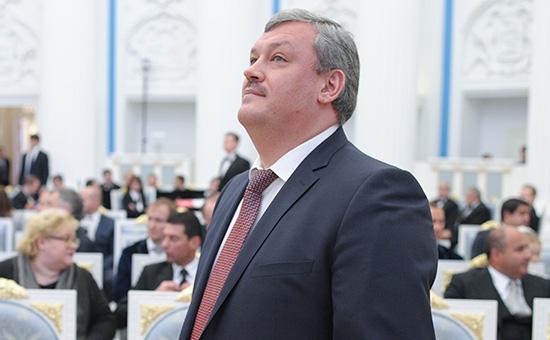Бывший президент «Олимпстроя» Сергей Гапликов