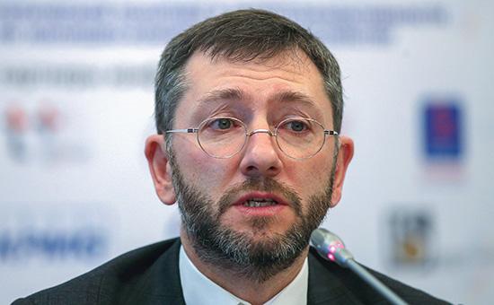 Глава компании «Т Плюс» Борис Вайнзихер