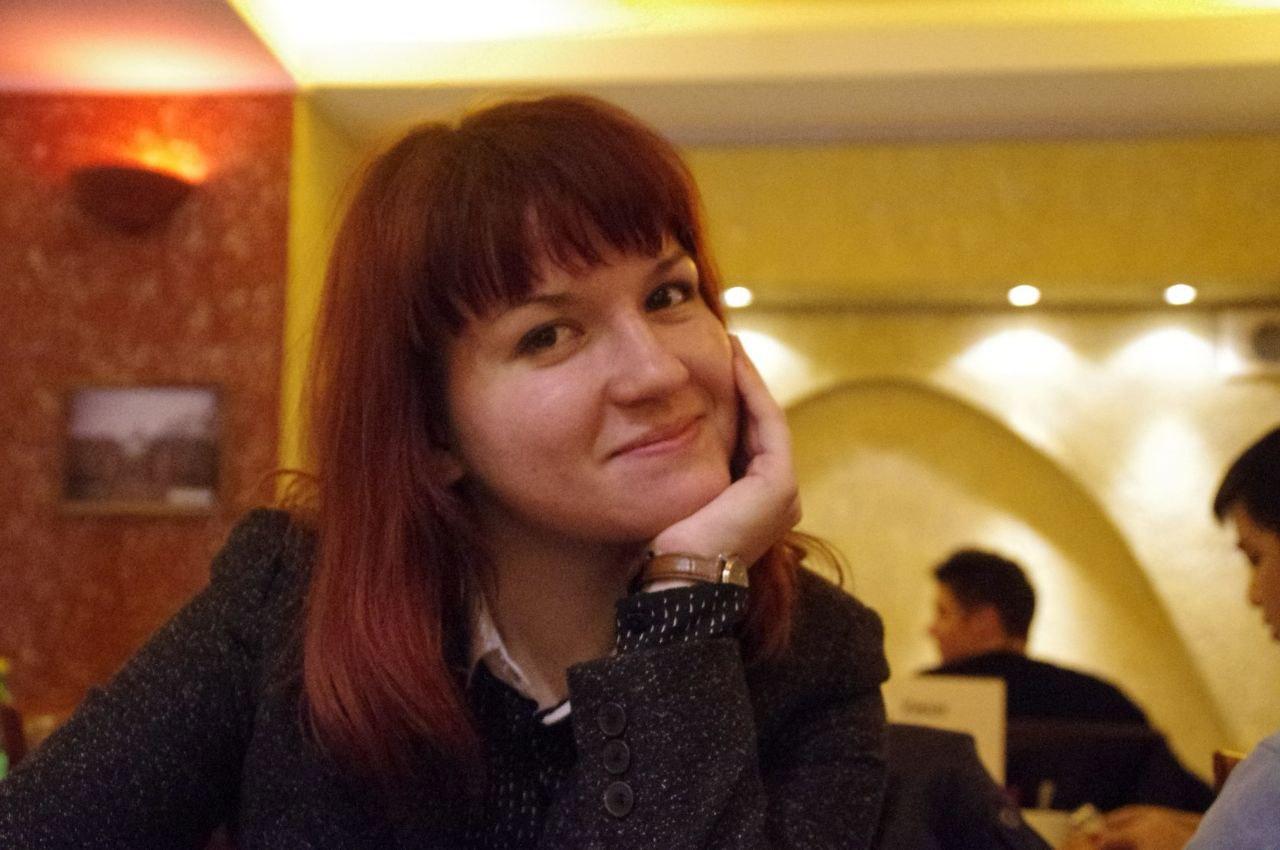 Дарья Аристова