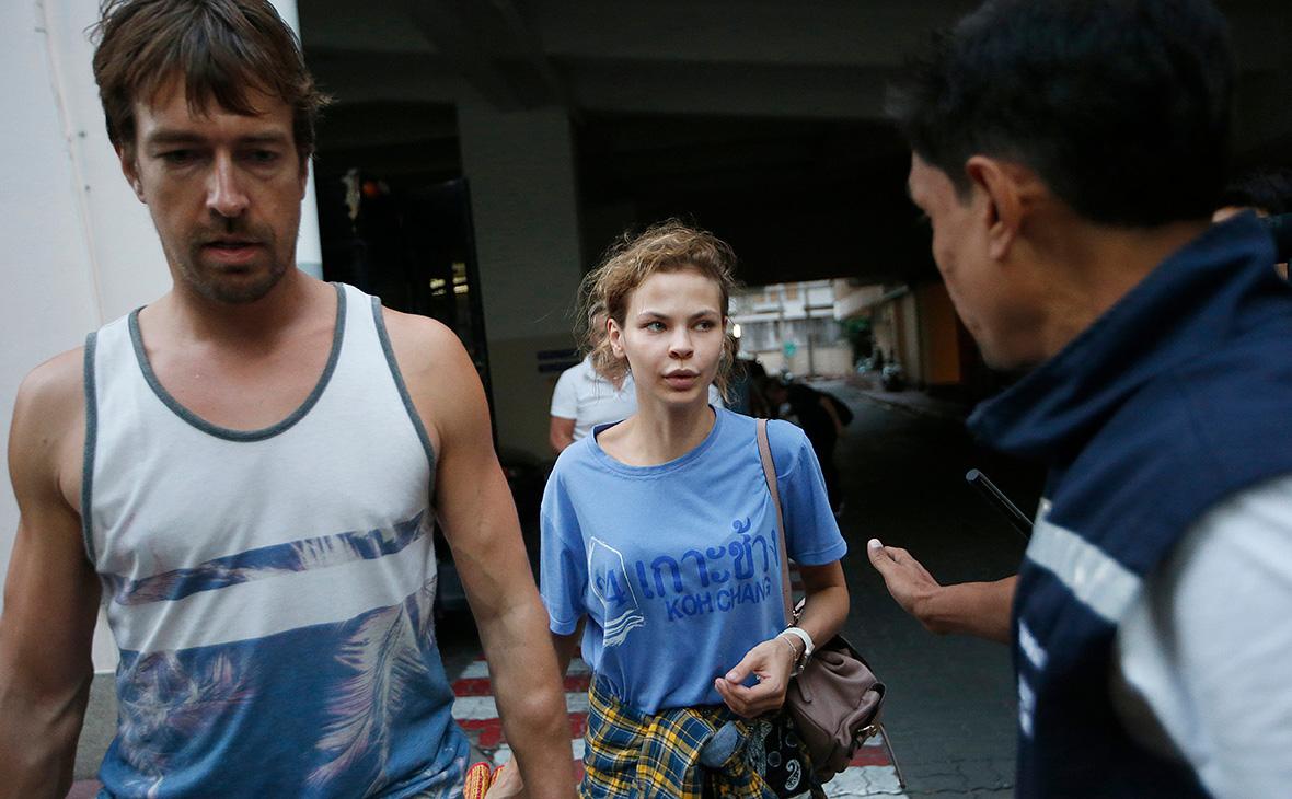 Новые русские бизнесмены в тайланде секс