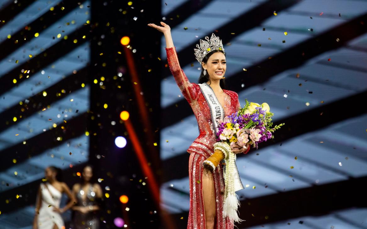 Мисс Вселенная Таиланд 2020 Аманда Обдам