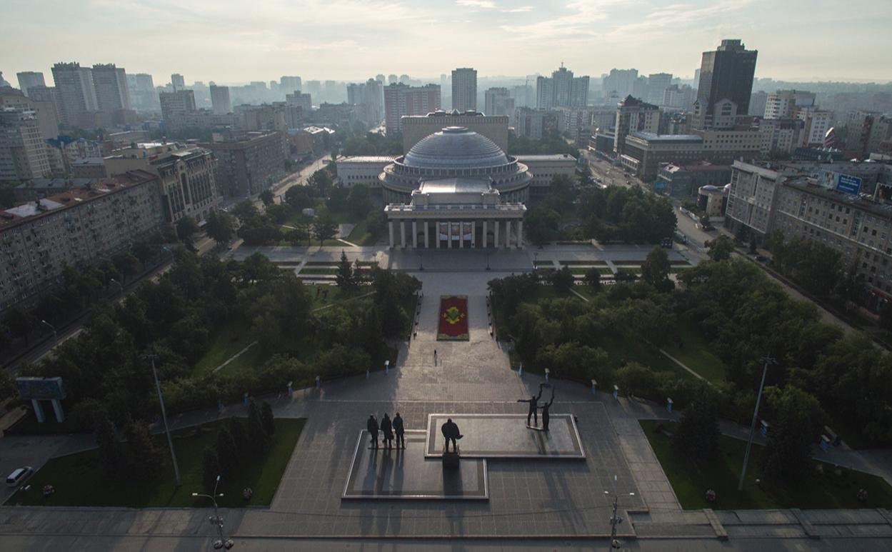 В Новосибирске из-за COVID отменили массовые мероприятия на День города