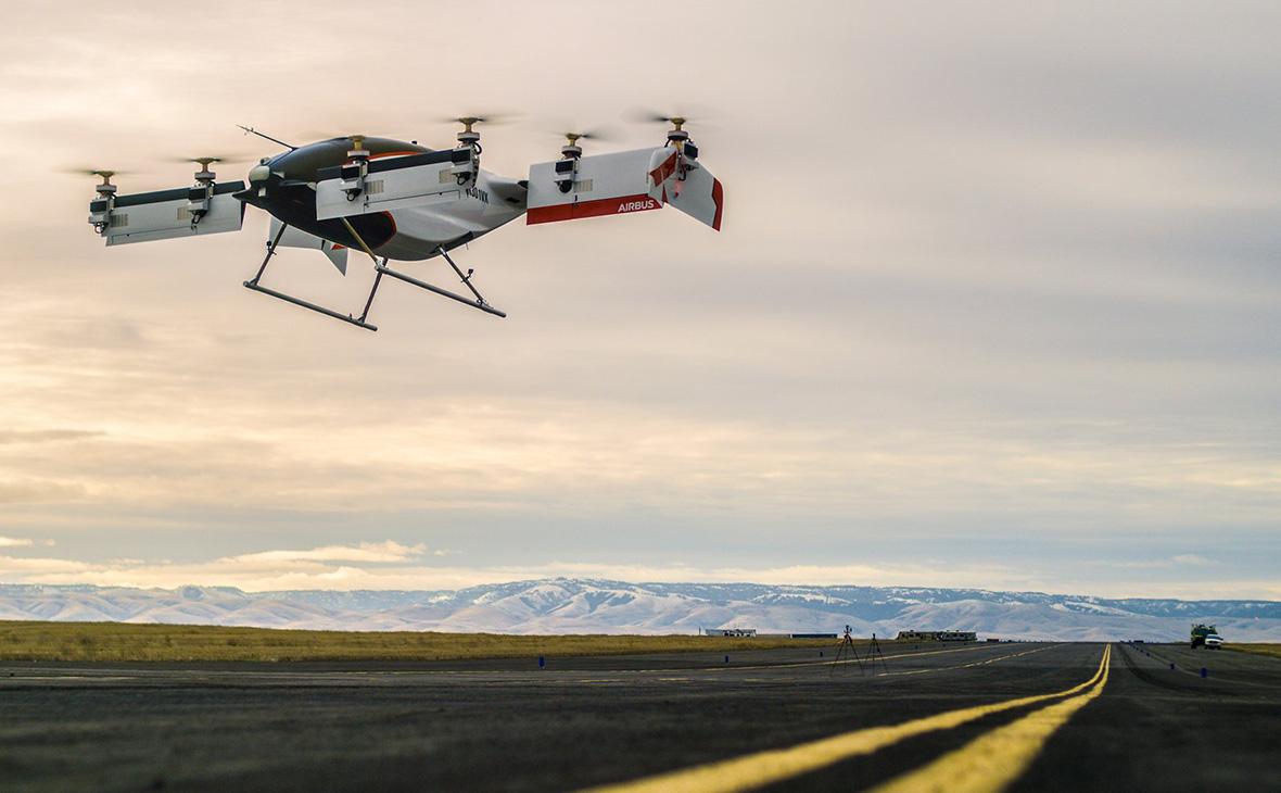 Фото: пресс-служба Airbus
