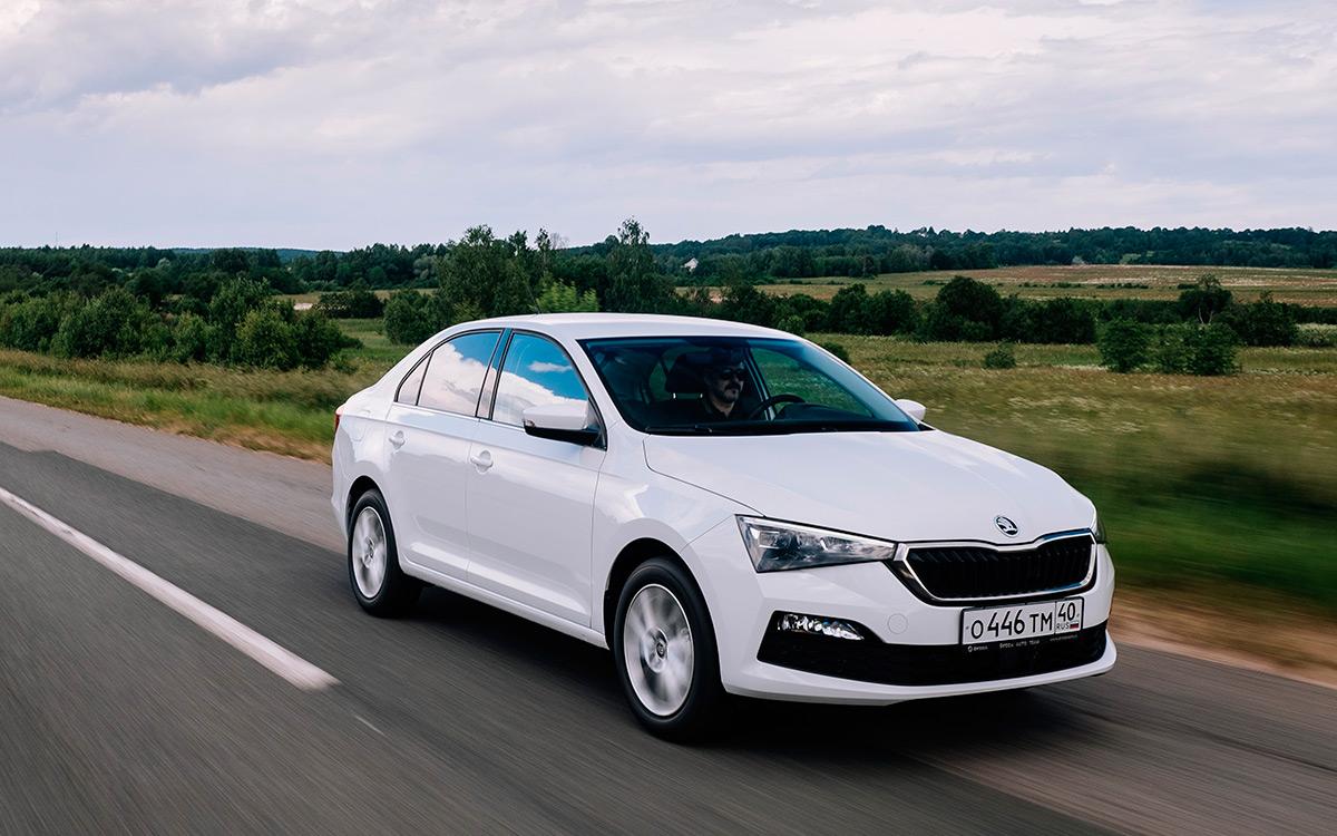 10 самых быстрых бюджетных машин в России. Список
