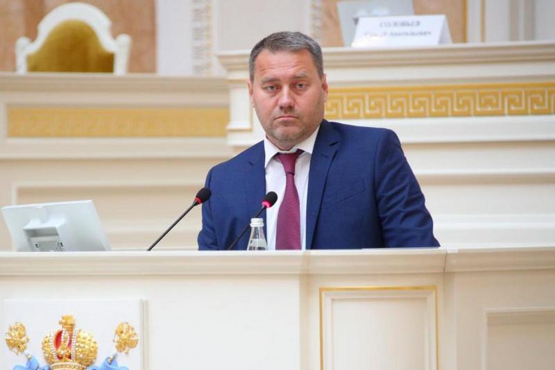 Новый вице-губернатор Петербурга Александр Бельский
