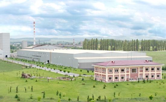 Завод Русджам-Кубань в г.Крымск.