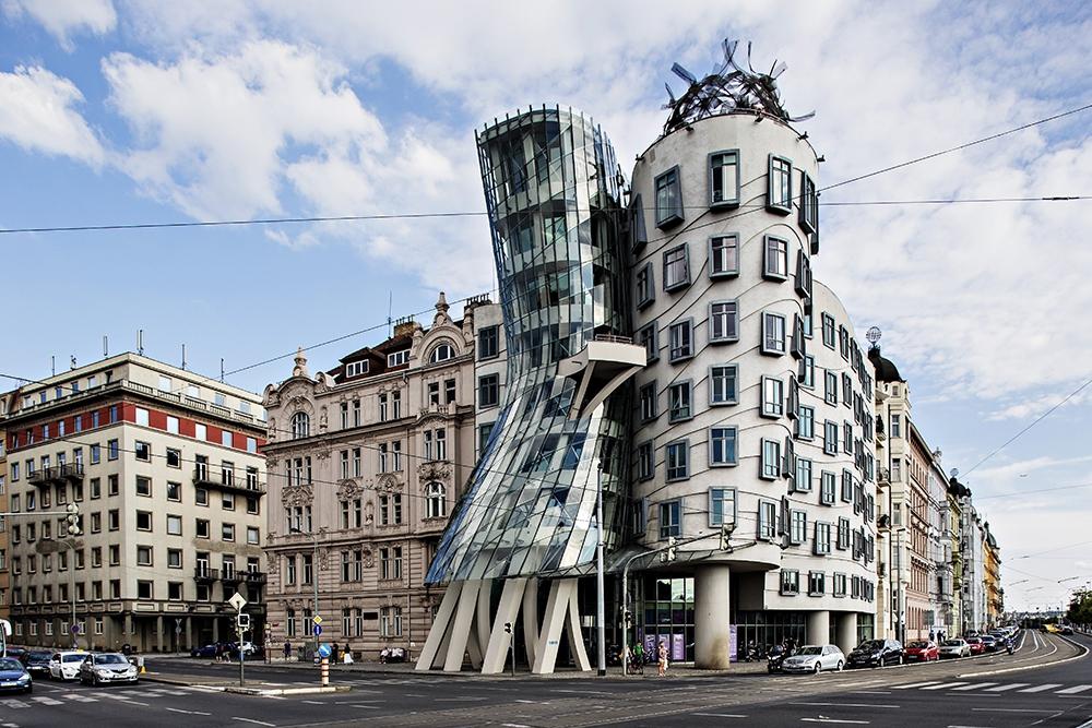 Дом в Праге