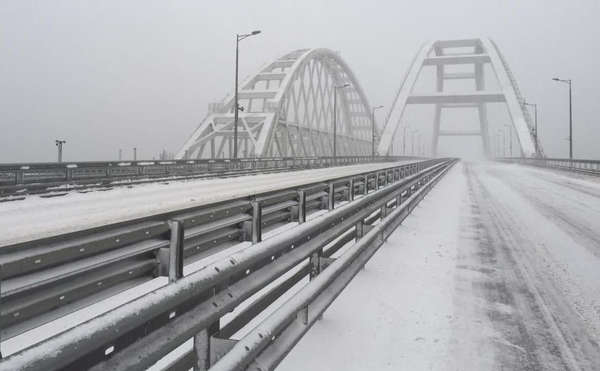 Синоптики назвали причины небывалых снегопадов в Крыму