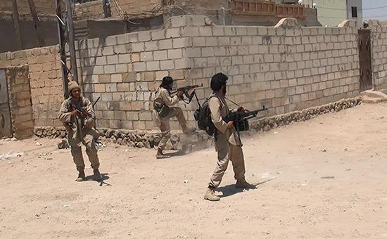 Сирия.Боевики запрещенного в России «Исламского государства»