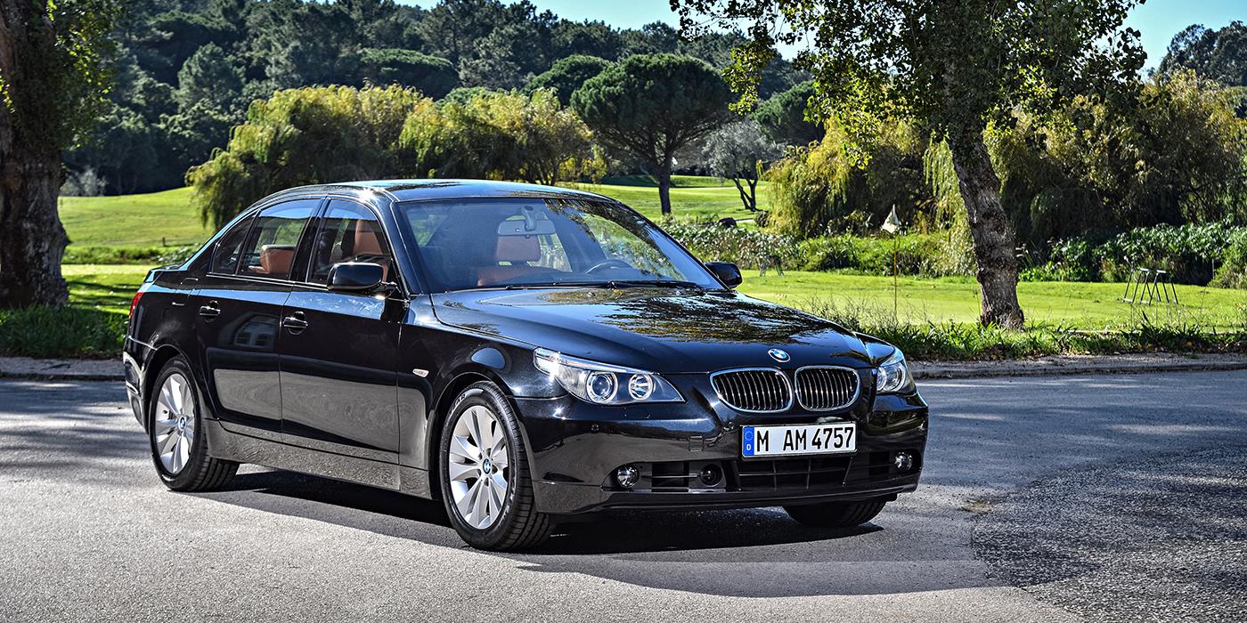 BMW 5-Series E60 (2003-2010)