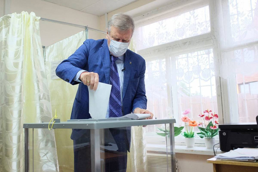 Фото:gubernator_vasiliev / VK
