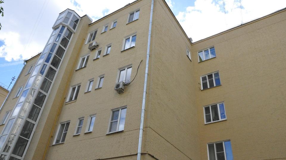 Дом Никиты Аронова