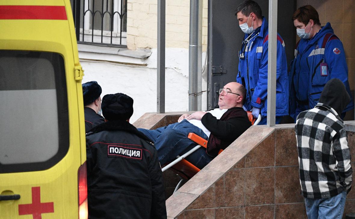 Суд продлил срок задержания главы Биотэка Шпигеля