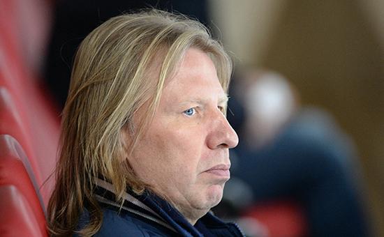 Продюсер Виктор Дробыш, входящий винициативную группу правообладателей