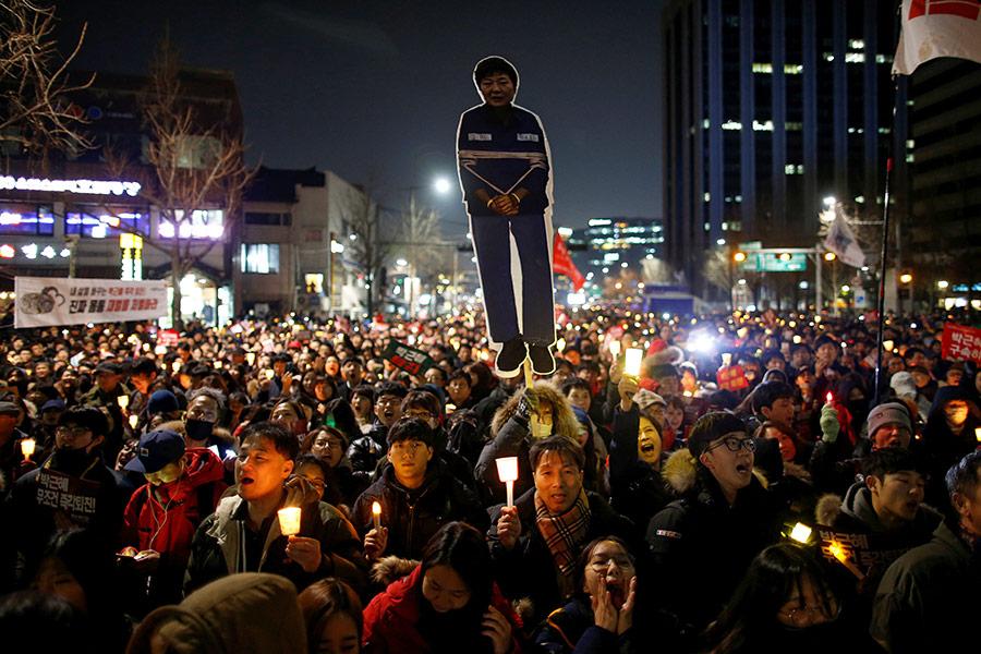 Фото:Kim Hong-Ji / Reuters