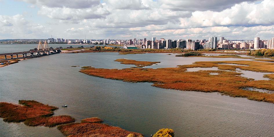 Вид на Казанку