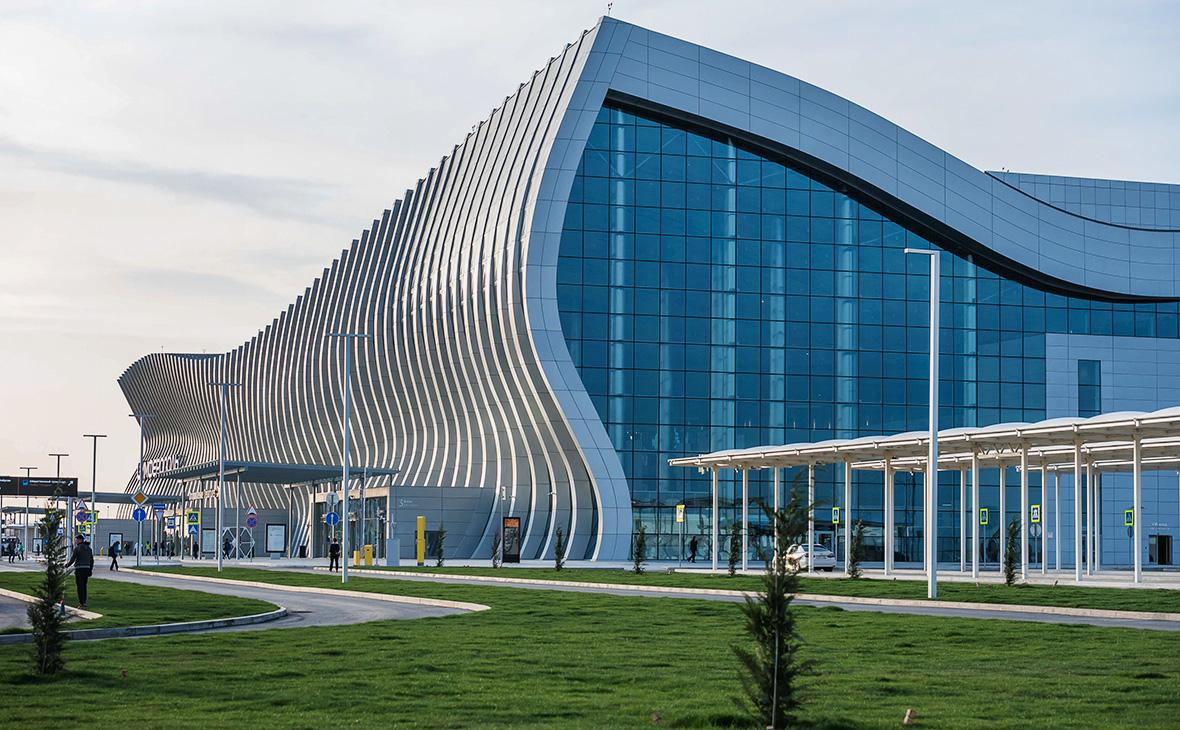 Международный аэропорт Симферополь имени И.К. Айвазовского