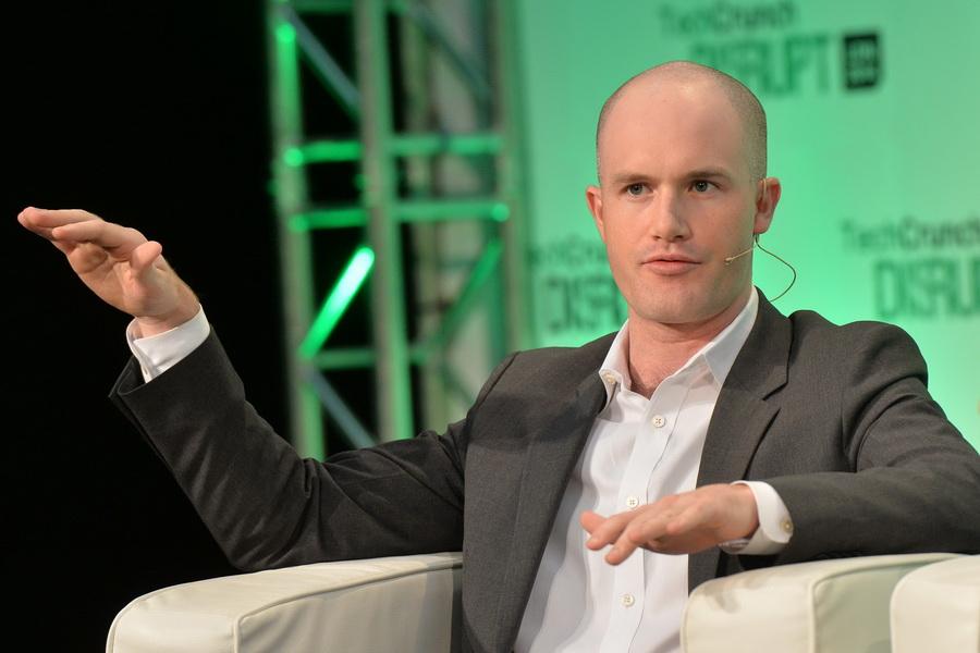 Основатель и генеральный директор Coinbase Брайан Армстронг