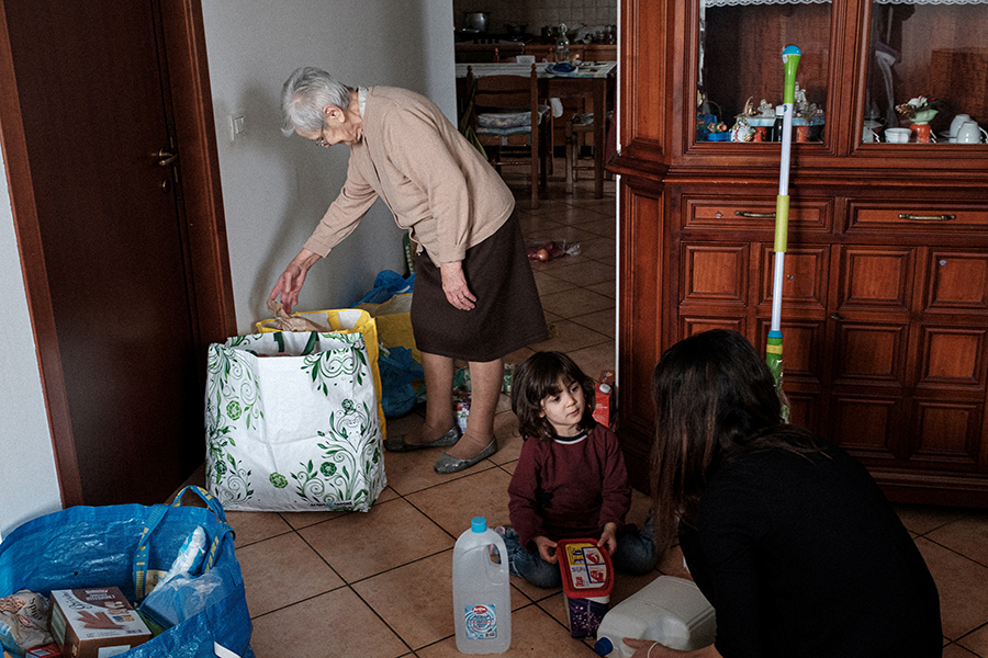 Фото:Marzio Toniolo / Reuters
