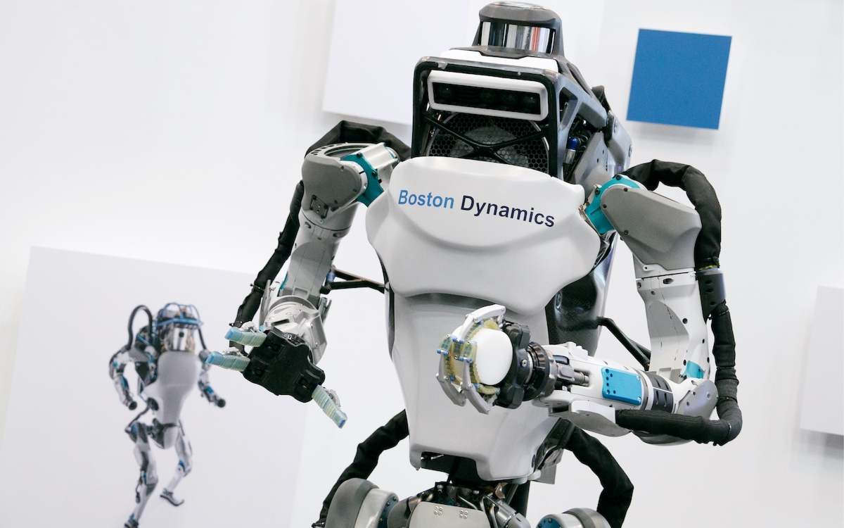 Фото: Boston Dynamics