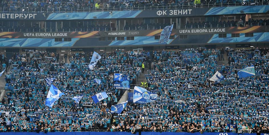 УЕФА открыл дисциплинарное дело против «Зенита»