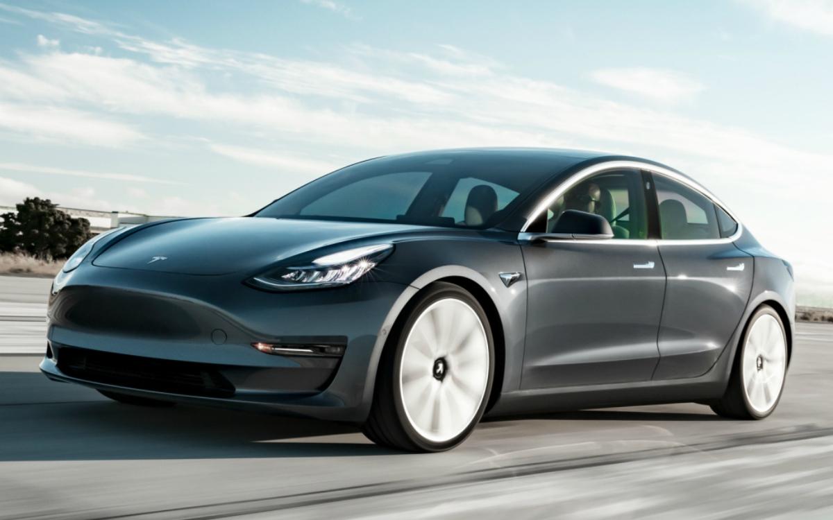 Самая доступная Tesla обновилась и стала быстрее - Autonews.ru