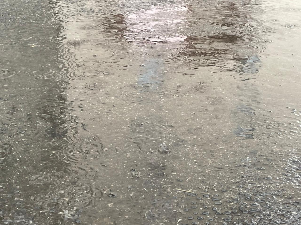Пермь признали самым дождливым городом России