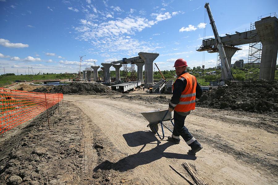 Строительство платной автомагистрали М-11 Москва — Санкт-Петербург