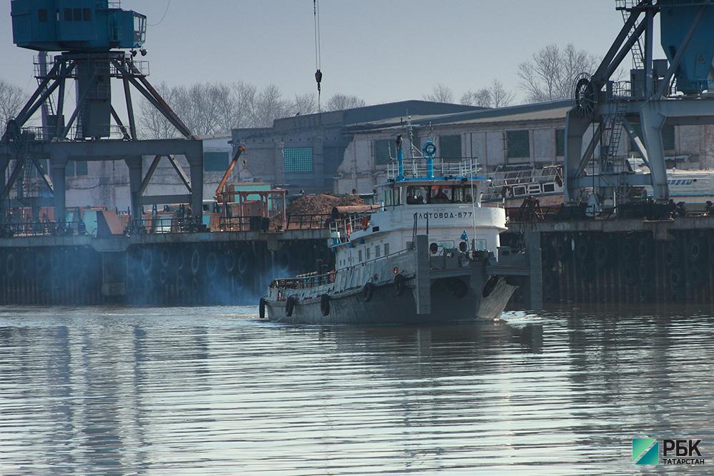 Власти РТ начали изъятие земли для порта «Транснефти» в Камском Устье
