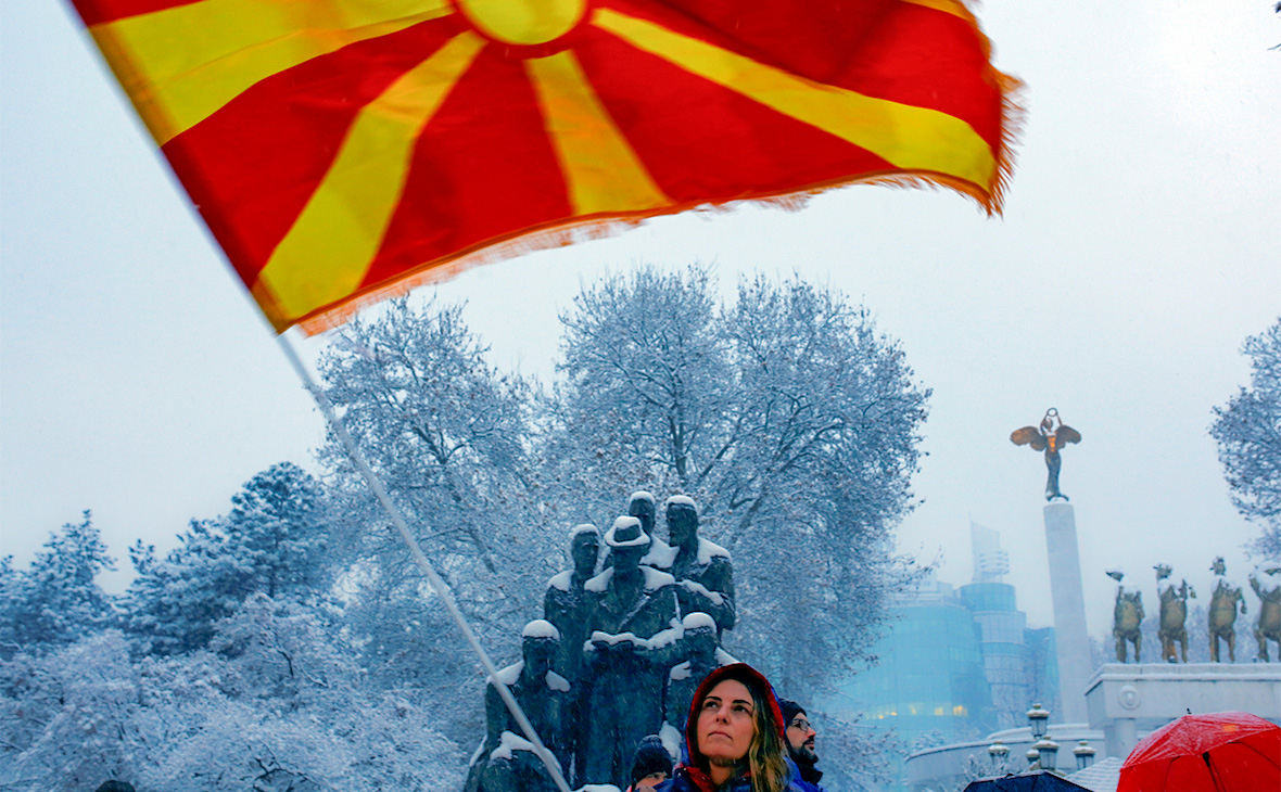 Фото: Ognen Teofilovski / Reuters