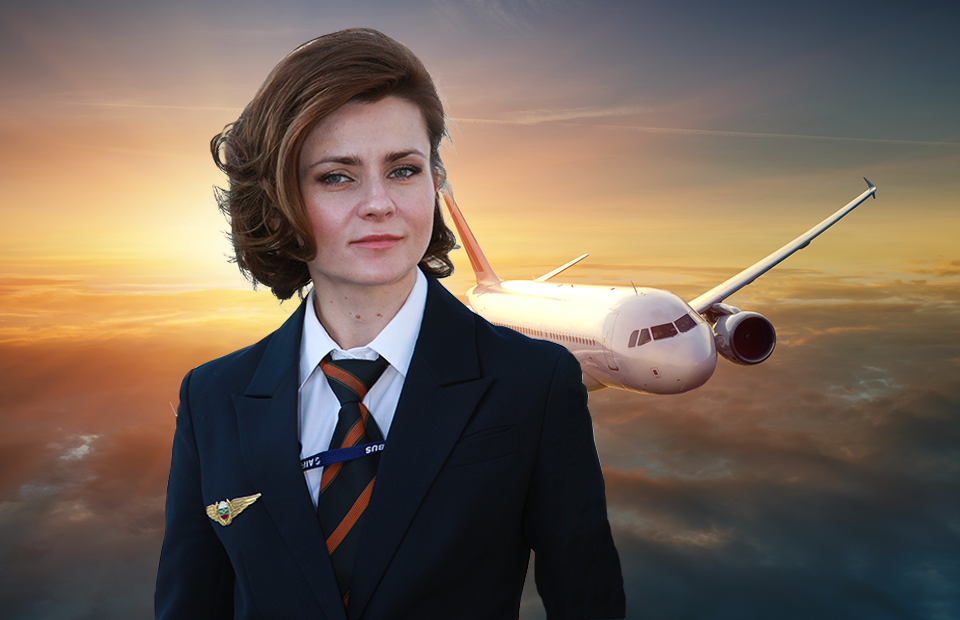 Работа девушек в авиации что нужно для поступления на работу в полицию девушке