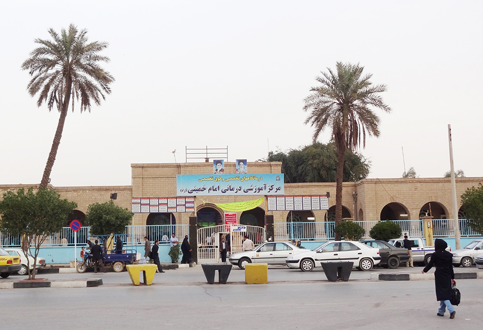 Воздух в Ахвазе считается самым грязным в мире: он насыщен выбросами нефтехимических производств, выхлопными газами, песком и пылью