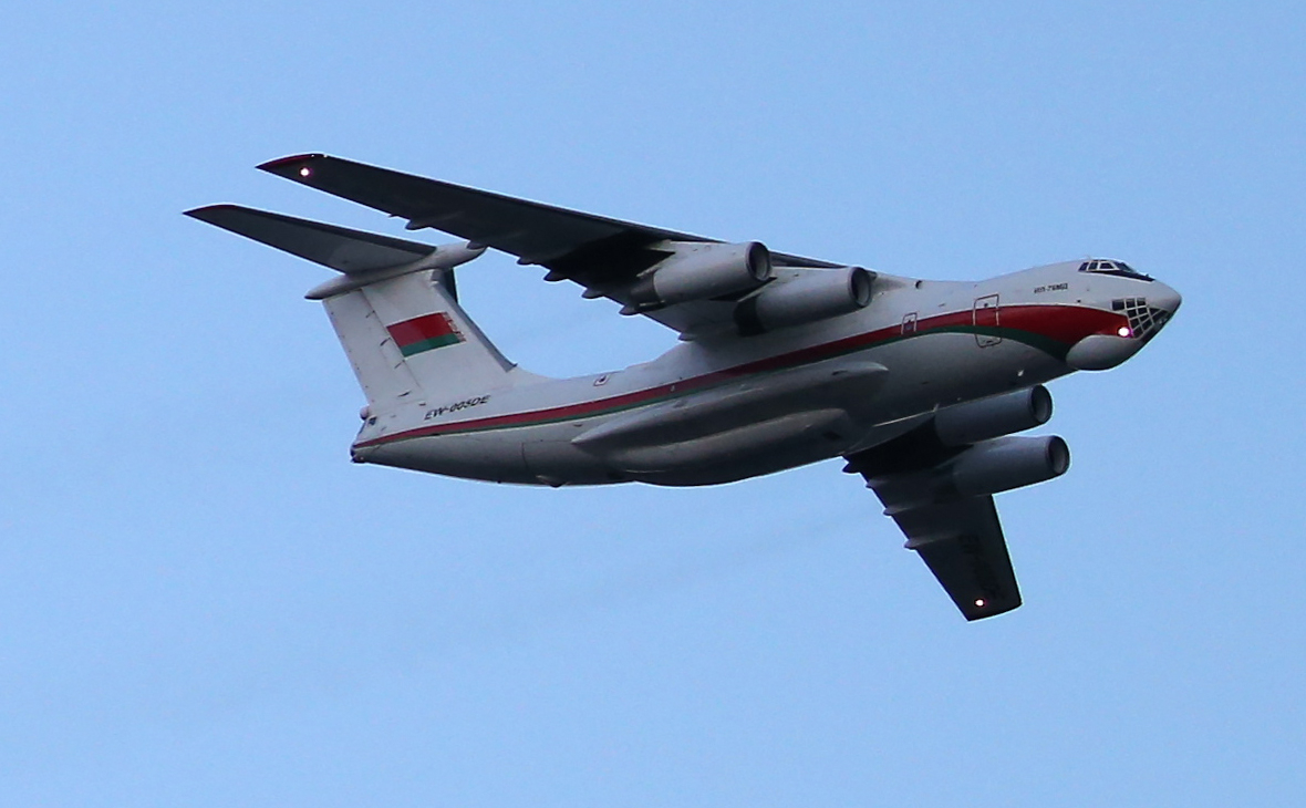 Ил-76МД ВВС Белоруссии