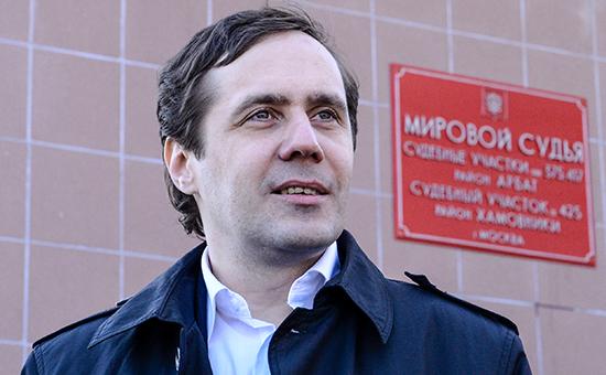 Председатель Общества защиты прав потребителей Михаил Аншаков. Архивное фото