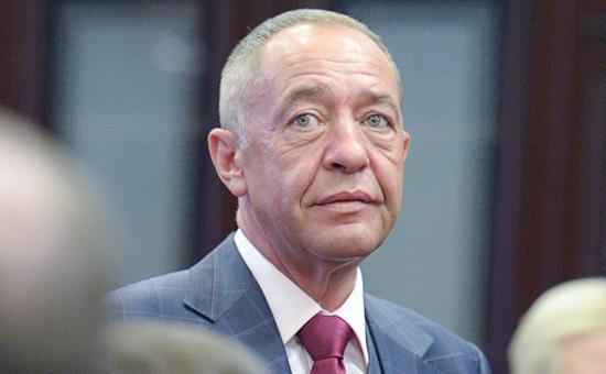 Бывший министр печати Михаил Лесин. Архивное фото