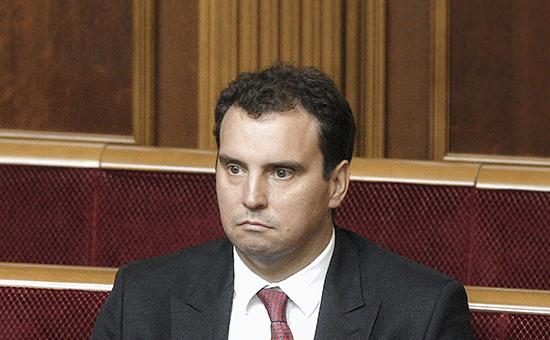 Министр экономического развития иторговли Украины Айварас Абромавичус