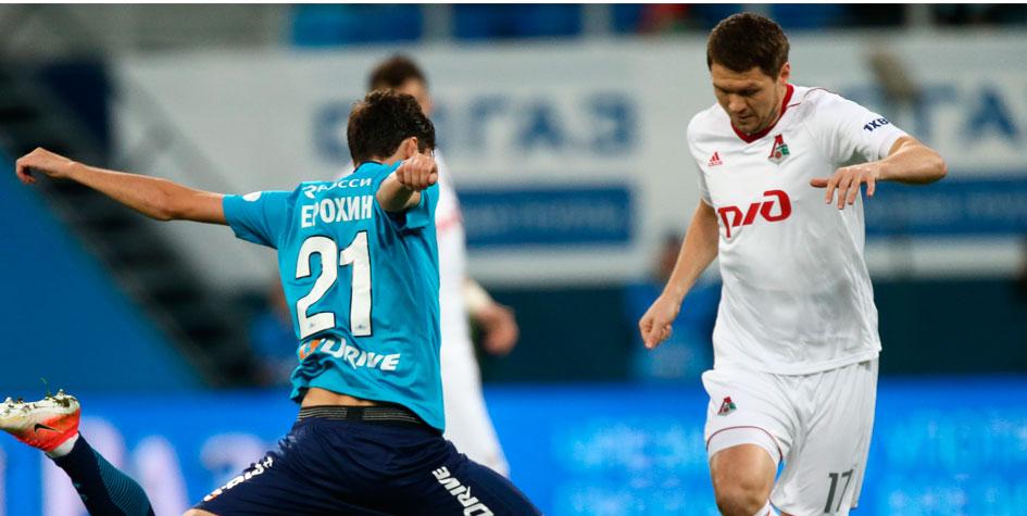 «Локомотив» и «Зенит» сыграют между собой 5 мая